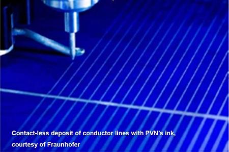 Nous avons choisi de nous concentrer sur le marché des cellules solaires en  silicium, soit un marché que nous estimons à 1,2 milliard de dollars en  2015. aee0019055a2