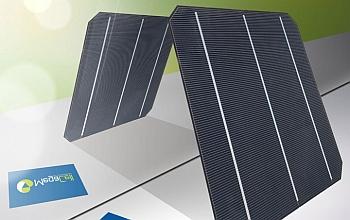 MegaCell lance la production de cellules solaires biface de haut rendement