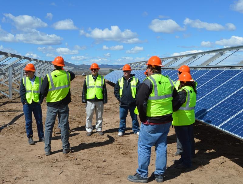 SunEdison étend son partenariat d'assemblage de panneaux PV avec Flextronics