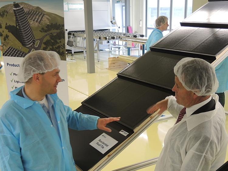 Le Suisse Flisom se dote d'une usine pilote CIGS de 15 MW