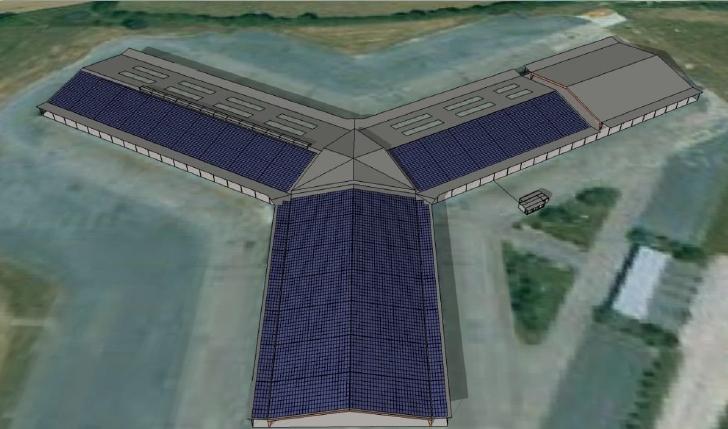 Le marché des Grivelles s'équipe d'une toiture PV à coût «zéro» pour la collectivité