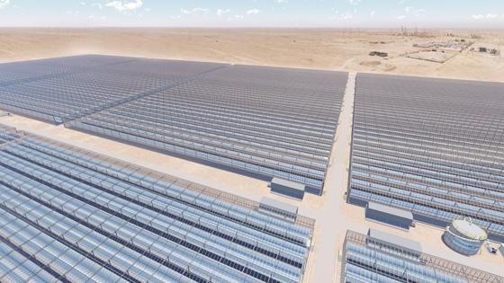 Le sultanat d'Oman se dote d'une centrale thermodynamique de 1 GW
