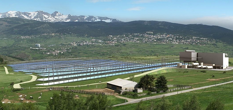 Bpifrance investit dans le solaire thermodynamique de CNIM
