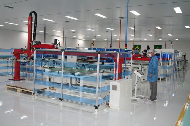L'actualité des usines: JA Solar, SunEdison, Globo Brasil