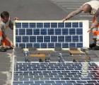 Route solaire Wattway - © Joachim Bertrand / COLAS