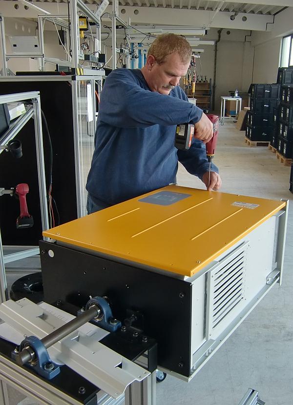 SolarMax 2.0 démarre la production en Bavière