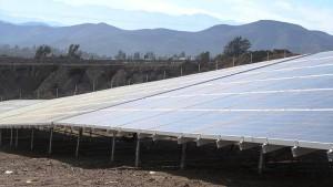 Une centrale photovoltaïque de Solairedirect est déjà en activité à Andacallo, au Chili. Construite en 2013, elle est exploitée dans le cadre d'un contrat d'achat de l'électricité de gré à gré, sur la base des prix sur le marché de gros.