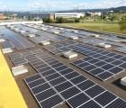 Neuf onduleurs SolarMax 360TS-SV équipent cette centrale photovoltaïque de 4 MW d'un magasin Ikea, réalisée par Derbigum Energies France en 2013