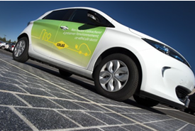 La France, pays pionner des routes solaires?