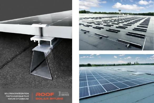 La plus grande centrale PV de Suisse sera équipée de fixations de Dome Solar