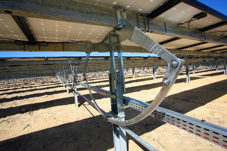 Les trackers d'Exosun sélectionnés pour équiper des centrales PV en Jordanie