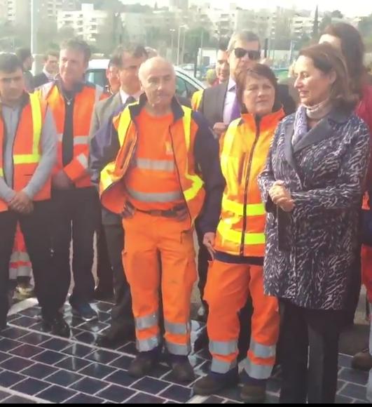 Le programme des 1000 km de route solaire est lancé!