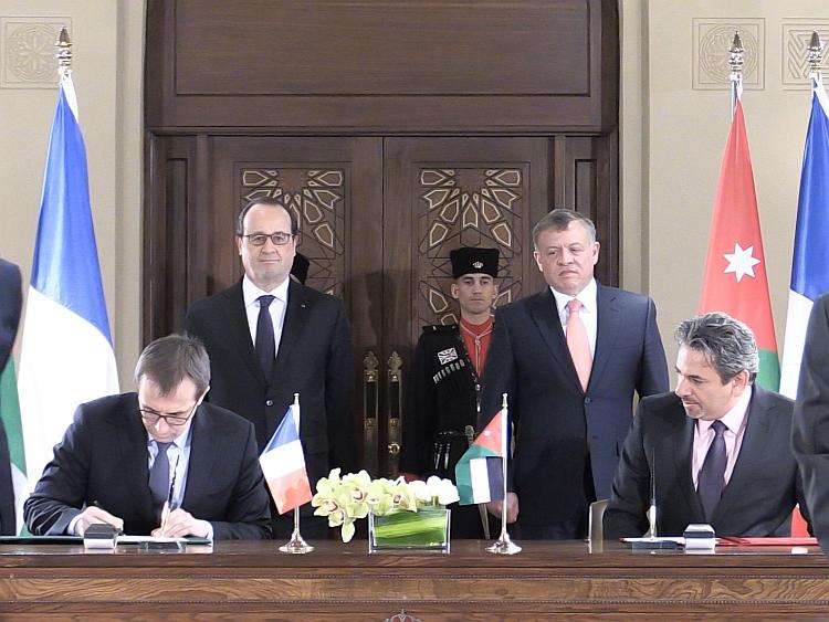 Neoen obtient un contrat pour 33,7 MWc de PV en Jordanie