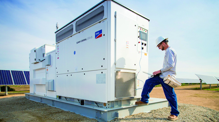 SMA renoue avec les bénéfices et entre au capital de Tigo Energy
