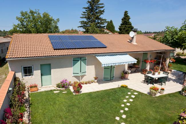 EDF choisit d'encourager l'autoconsommation de l'électricité PV