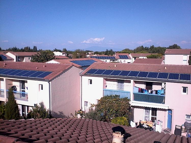 Solstyce réalise 157 toitures PV sur des logements sociaux dans le Vaucluse