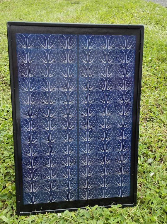 Cellules solaires: S'Tile combine esthétique et rendement grâce au biomimétisme