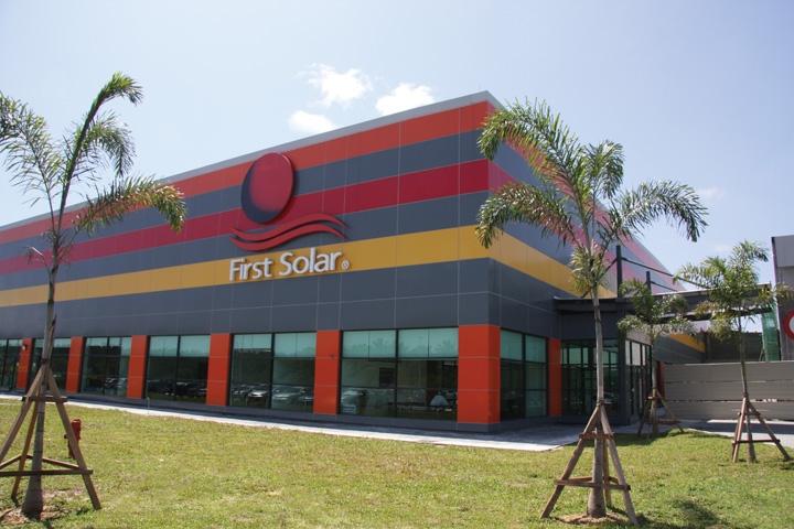 First Solar jette l'éponge dans les panneaux PV en silicium