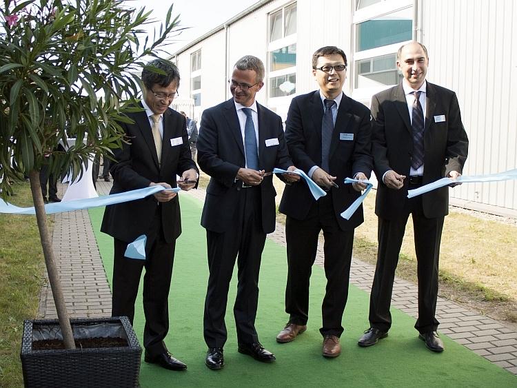 Aleo Sunrise démarre la production de cellules solaires en Allemagne
