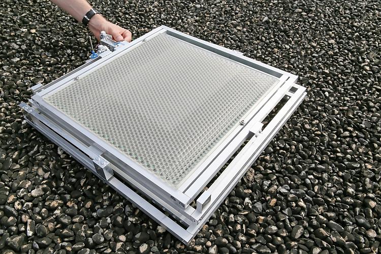 La jeune pousse Insolight multiplie par deux le rendement des panneaux solaires