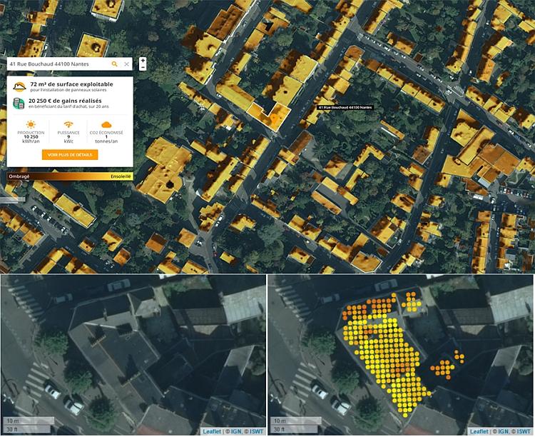 Cadastre solaire: In Sun We Trust déploie une plateforme de haute précision