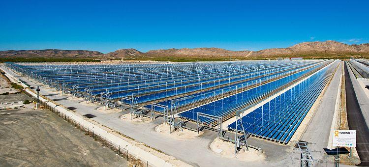 Thermax et Frenell construisent la première centrale solaire thermodynamique intégrée d'Asie