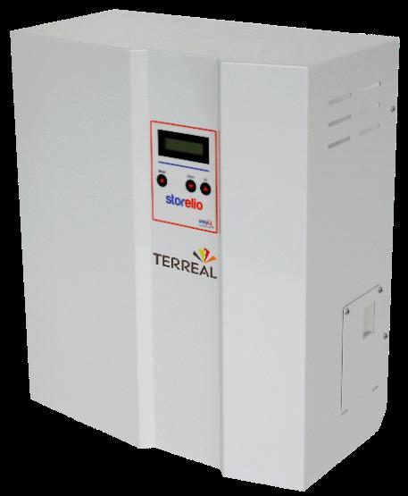Terreal propose le stockage de l'électricité PV à la journée