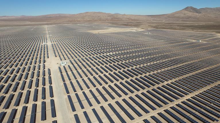 EDF accélère dans le photovoltaïque au Chili