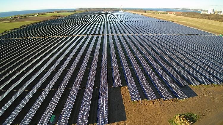Appel d'offres PV transfrontalier Allemagne-Danemark: le tarif est à 5,38 c€/kWh!