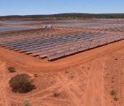 Neoen a déjà développé et construit la centrale solaire hybride DeGrussa d'une puissance de 10,6 MW à trackers en Australie.