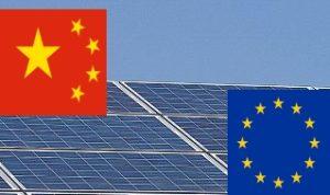 Panneaux PV chinois: Bruxelles abandonne les mesures antidumping