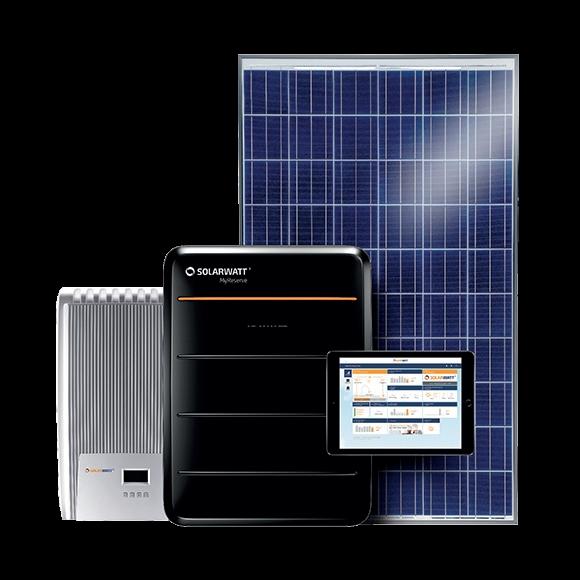 PV : Solarwatt se positionne sur l'autoconsommation