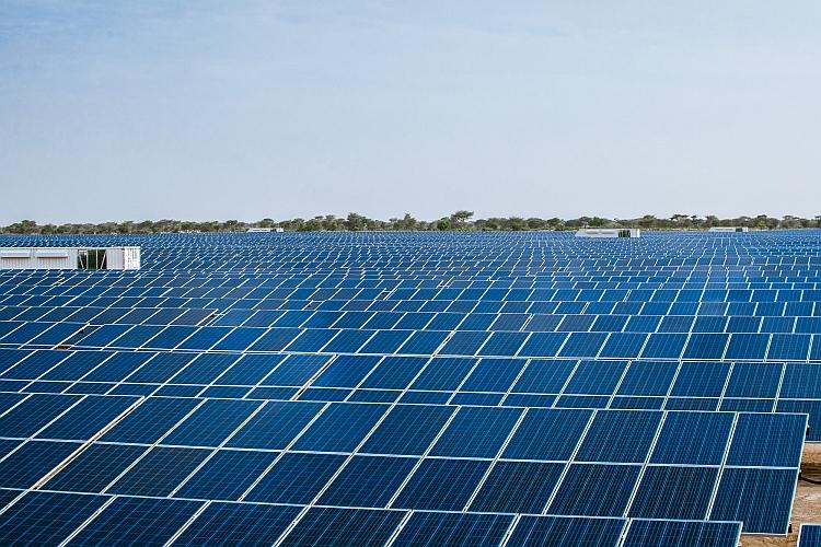 Le Sénégal dispose de la plus grande centrale photovoltaïque d'Afrique de l'Ouest