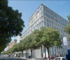 L'immeuble de bureaux Green Office® Link à Lyon, que Bouygues Immobilier vient d'inaugurer, dispose d'une centrale photovoltaïque en toiture de 335 m²
