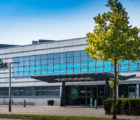 Heliatek a aussi équipé son siège social de Dresde (Allemagne) d'une centrale OPV