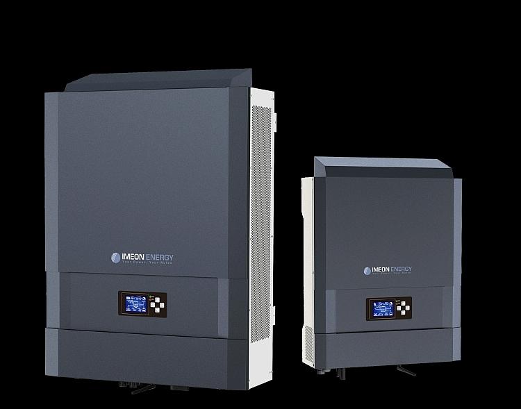 Leclanché distribue les onduleurs PV d'Imeon Energy pour l'autoconsommation avec stockage