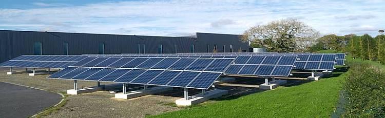 Armorgreen installe 75 kWc de PV pour l'autoconsommation chez Loc Maria Biscuits