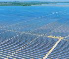 Centrale photovoltaïque de Pirapora, au Brésil. Photo : EDF Energies Nouvelles