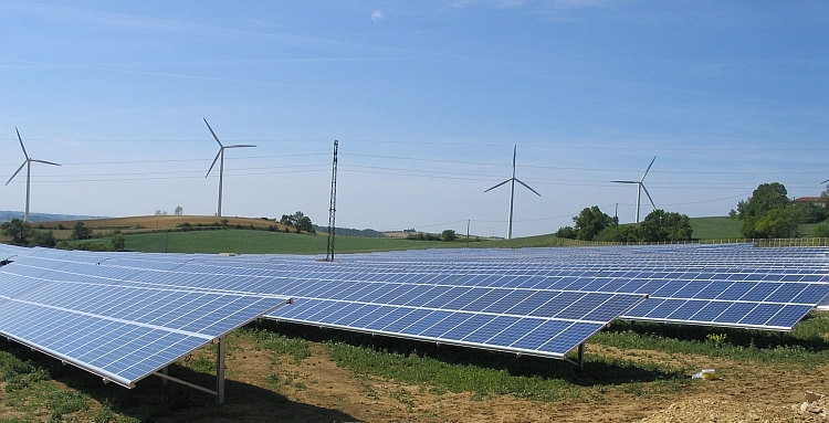 Une centrale photovoltaïque de 24 MWc en projet à Marcoussis