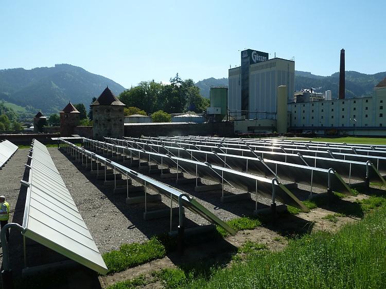 Soper déploie une activité centrée sur la chaleur solaire pour l'industrie