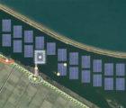 La Chine a aussi commencé à investir le secteur du solaire flottant, avec un projet de 150 MW démarré l'été dernier qui battra un nouveau record. Jusqu'ici, c'est le groupe coréen Hanwha qui détenait la palme de la plus grande centrale PV flottante avec une puissance de 100 MW, dont la construction a commencé sur le lac Seokmun dans le sud de la Corée (photo), pour le compte de Korea Midland Power.