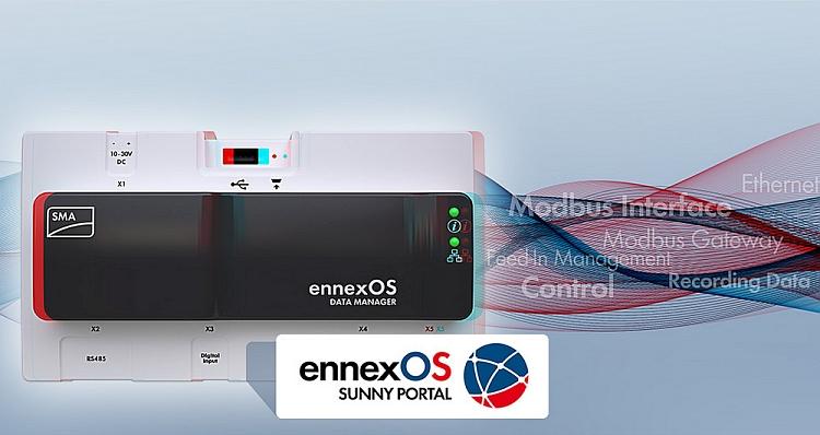 SMA mise sur les solutions numériques pour la gestion de l'énergie