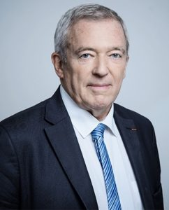 Jean-Louis Bal est nommé «fédérateur» pour les énergies renouvelables à l'export