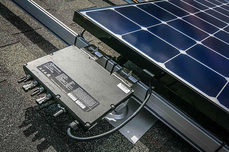 Le micro-onduleur 600 VA d'APsystems bientôt disponible en France