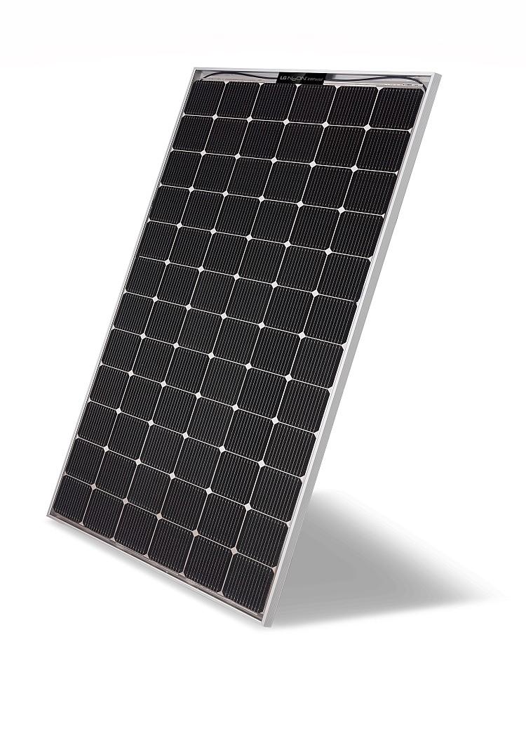 LG augmente la puissance de son module NeON 2 BiFacial à 390 Wc