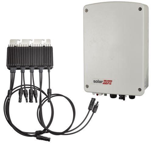 Onduleur monophasé en technologie Compact pour les petites installations PV
