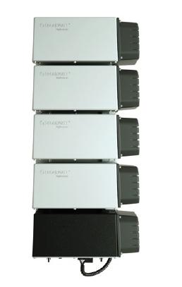 La batterie de stockage MyReserve de Solarwatt monte à 60 kWh