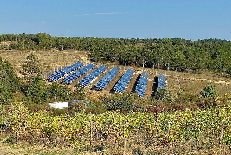 Soleil du Midi et Enercoop ont mis en service deux centrales photovoltaïques innovantes