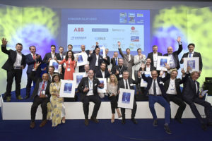 The smarter E Award 2018 : SolarBK, First Solar, Unlimited Energy Australia/Tesvolt, Ferroamp, indielux, SMA