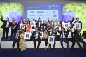Intersolar Award : ABB, Hanwha Q Cells, Krinner Solar